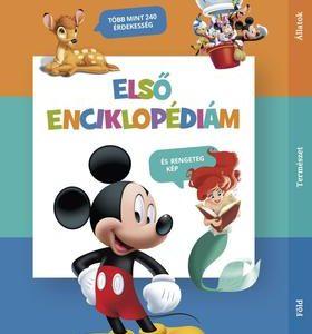 Első enciklopédiám - Disney Suli
