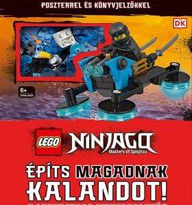 Építs magadnak kalandot! - LEGO Ninjago