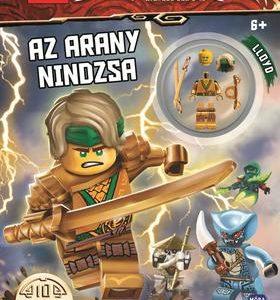 Az arany nindzsa - LEGO Ninjago