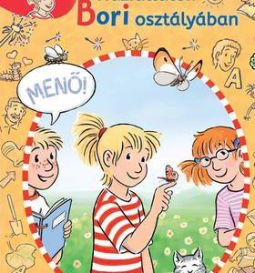 Háziállatok Bori osztályában - Olvass Borival!