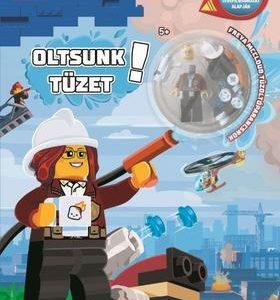 Oltsunk tüzet! - LEGO City