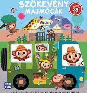 Szökevény majmócák - Móra Fun
