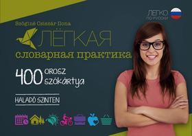 400 orosz szókártya - haladó szinten