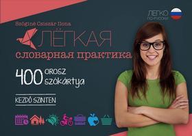 400 orosz szókártya - kezdő szinten