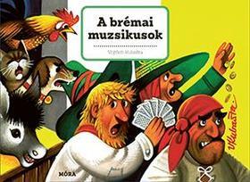 A brémai muzsikusok - térbeli mesekönyv