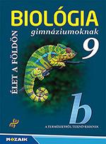 Biológia 9. Gimnáziumoknak