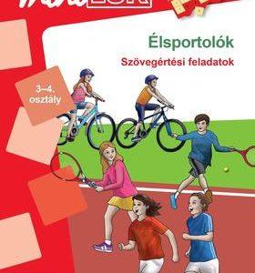 Élsportolók - miniLÜK LDI-266