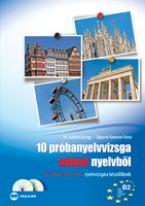 10 próbanyelvvizsga német nyelvből B2 szintű (TELC és ECL) nyelvvizsgára készülőknek