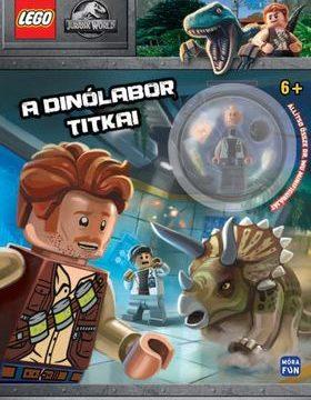 A dinólabor titkai - LEGO JURASSIC WORLD