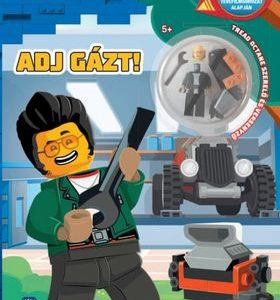 Adj gázt! - LEGO CITY