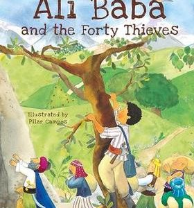Ali Baba and the Forty Thieves - Easy Reading level 3