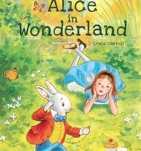 Alice in Wonderland - Easy Reading level 4