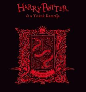 Harry Potter és a Titkok Kamrája - Griffendéles kiadás