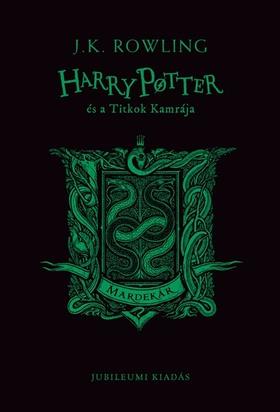 Harry Potter és a Titkok Kamrája - Mardekáros kiadás