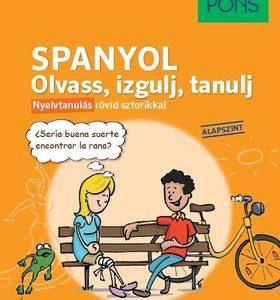 PONS Spanyol - Olvass, izgulj, tanulj