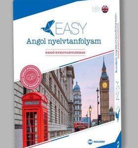 Easy Angol nyelvtanfolyam kezdő nyelvtanulóknak