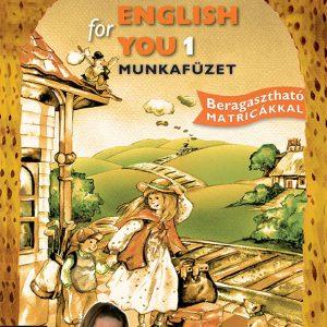 English for you! 1. munkafüzet