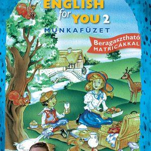 English for You 2 munkafüzet