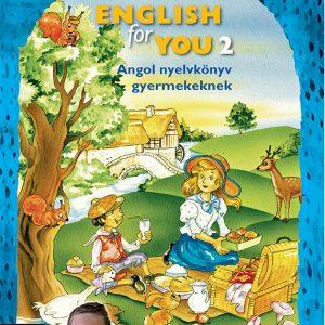 English for You 2 tankönyv