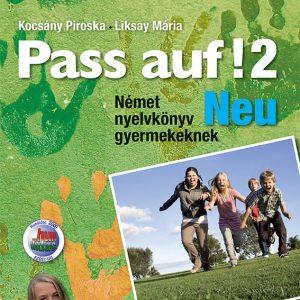 Pass auf! 2 Neu Tankönyv