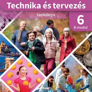 Technika és tervezés 6. tankönyvB MODUL Háztartásökonómia